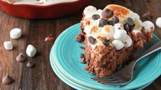 S'more Pie: An Unexpected Indoor Treat!