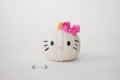 Hello Kitty Halloween Pumpkin | Five Marigolds More