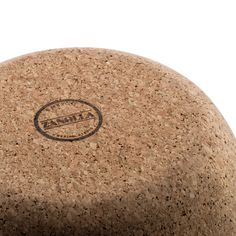 Bottom of cork base in Pitaro vase
