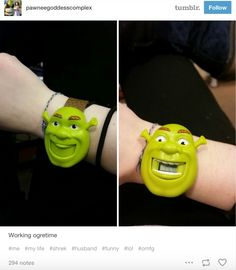 """FINALLY PEOPLE ARE ACKNOWLEDGING HOW GREAT SHREK IS 