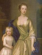 Ann Spencer, daughter of Sarah Duchess of Marlborough