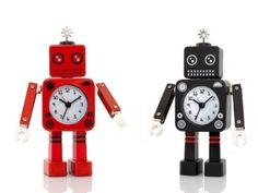 Awesome little clocks