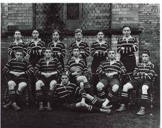 1911 Bromsgrove School 1st XV Rugby Team. F.B. Wearne V.C. back row far right…