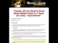 The Ultimate Beginner's Guide To Model Trains