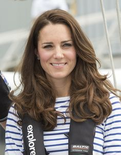 Kate Middleton is quite active even after being pregnant  - http://www.celebritycart.com/kate-middleton-quite-active-even-pregnant/
