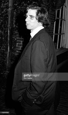 Michael Kennedy attends Pre-Dedication Party for the John F. Kennedy Library on October 19, 1975 at the University of Massachesetts in Dorchester, Massachusetts.