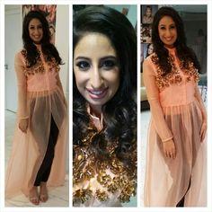 Hosting #AMCLondon today wearing #NikhilThampi