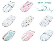 aden + anais Easy Swaddle Wrap