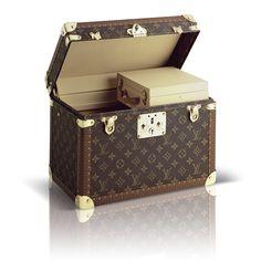 Toiletry Case via Louis Vuitton