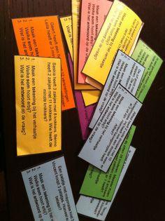 """Cito-oefenkaartjes Rekenen MB (niv.E3, M4). Met deze kaartjes pak je makkelijk """"de som van de dag"""", of laat je de leerlingen in 2-tallen nadenken over de oplossing. De vraagstelling is gebaseerd op vergelijkbare Cito-opgaven of komen van redactiesommen.nl."""
