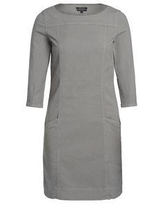 Kleid aus Jeans-Stoff - grau von Marc O'Polo bei Hartmann Moden jetzt kaufen | kleidoo