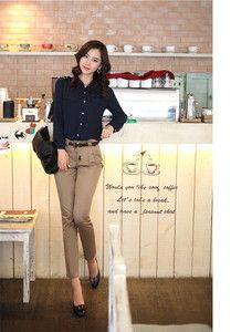 1000 images about pants caqui on pinterest khakis for Business casual white shirt