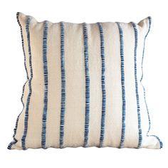 Riso and Nero Small Miglio Pillow by Avec Arcade