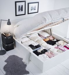 Storage ideas for a clutter-free home. Part 2: The Bedroom - Renotalk.com™