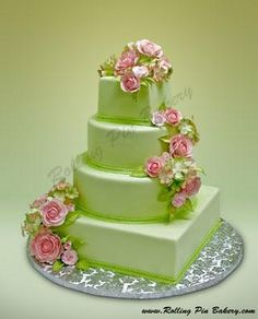 Noot's blog: Wedding cakes are cut by the bride and groom and ...