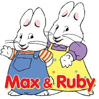 Max and Ruby! LOVED this show i watched it all the time! Right In The Childhood, Childhood Tv Shows, Childhood Movies, Old Kids Shows, Old Shows, Cartoons For Learning English, Disney Viejo, Triste Disney, 90s Childhood