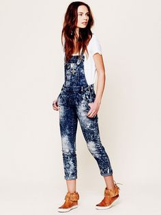 Free People Washed Denim Overall  http://www.freepeople.com/whats-new/washed-denim-overall/