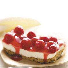 Mom used to make this. I'd sneak in the fridge and steal cherries. Must make soon