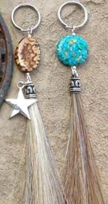 Tail Spin Bracelets - Tassel from your Horse's Tail - Tassels - Custom Horse Hair Jewelry Hair Necklace, Horse Hair Bracelet, Horse Hair Jewelry, Horse Hair Braiding, Horse Tail, Horseshoe Crafts, Horse Crafts, Shoe Art, Beads And Wire