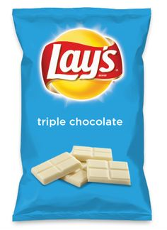 Wouldn't triple chocolate be yummy as a chip? Lay's Do Us A Flavor is back, and the search is on for the yummiest chip idea. Create one using your favorite flavors from around the country and you could win $1 million! https://www.dousaflavor.com See Rules.