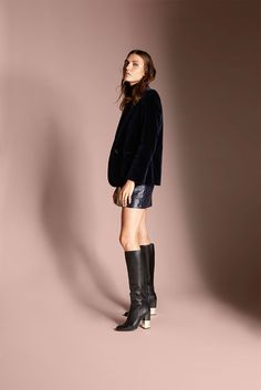 The power boot Aldo Shoes Inspiration AW2015 Campaign