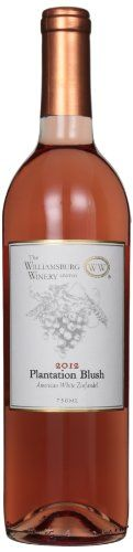 2012 Williamsburg Plantation Blush 750 mL ** Click on the image for additional details.