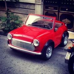 Austin Mini Cooper Shorty #2