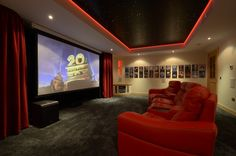 Home cinema diy projects
