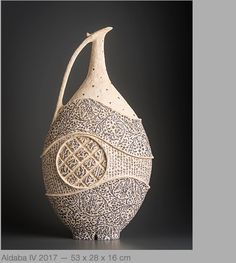 collection of current works 2015 Vases, Ceramic Artists, Ceramic Pottery, Textures Patterns, Glaze, Objects, Nesta, Mosaics, Statues