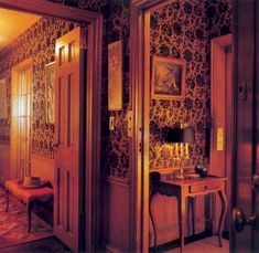 Greta Garbo Apartment New York | Private Entrance to the Flat from the Lift