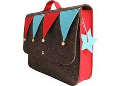 gorgeous felt schoolbag