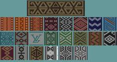 peyote stitch beadwork patterns