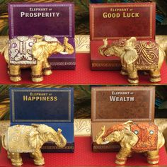 Decorative Mini Elephants