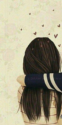 Love My amore Best Friend Wallpaper, Couple Wallpaper, Tof De Profil, Best Friend Drawings, Couple Illustration, Couple Art, Best Friends Forever, Amazing Spider, Heart Art