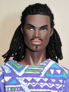 "Darius ""Rasta"" by Fanfan*, via Flickr---Kinda got that Jason Momoa thing goin on---Woohoo"