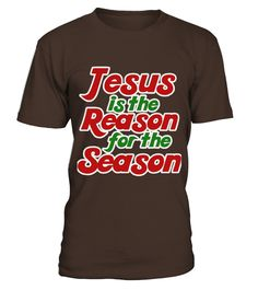 Jesus Is The Reason For The Season Shirt  Jesus Shirt