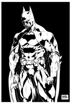 BATMAN by garnabiuth.deviantart.com