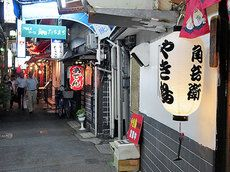 2014/7/18/ お初天神通り・老舗焼鳥店が26日で閉店。