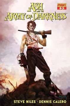 Dynamite® Ash And The Army Of Darkness #3