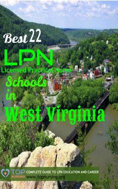 Here is the list of accredited nursing schools in West Virginia.