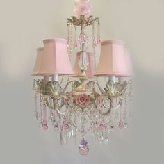 Posh tots Josephine chandelier. Luv luv luv. Want awnt want