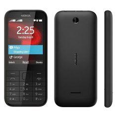"""Cumpără acum Nokia 225 Dual SIM la doar 225 lei!  Este un telefon mobil robust, cu un corp subțire și elegant de 10,4 mm. Vezi mai multe lucruri care îți plac pe ecranul de 2.8"""" - este ideal pentru imagini, jocuri sau clipuri video online în timp ce călătorești!  Fiecare încarcare a bateriei asigură un timp de convorbire de până la 21 de ore și te ajută să rulezi muzică întreaga zi!"""