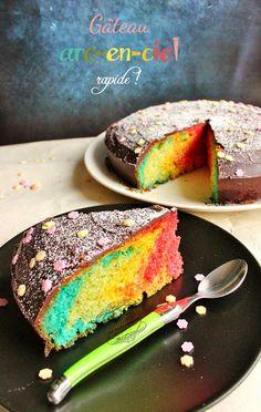 gateau anniversaire enfant Cheesecakes, Birthday Desserts, Birthday Cakes, Rainbow Food, Cake Blog, Chocolate Chunk Cookies, Colorful Cakes, Cakes For Boys, Fondant Cakes