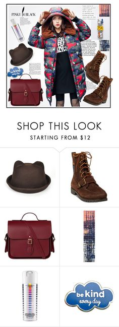 """""""Be kind & strong"""" by natalyapril1976 ❤ liked on Polyvore featuring Polo Ralph Lauren, NOVICA and MAC Cosmetics"""