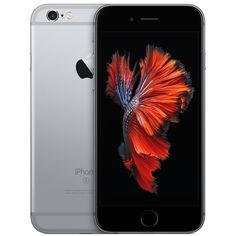 Iphone 6S 16 GB SpaceGray Cep Telefonu - Apple Türkiye Garantili(H20.GSMAPLIPH6S16GB3)
