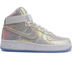 Air Force 1 High Premium QS Iridescent Pearl Collection