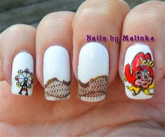Nails by Malinka: Efteling