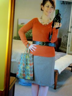 a penny for your closet: thrift store outfits under 10 dollars