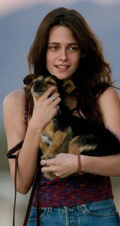 "Kristen Stewart portrays the character of Tracey Tatro in the movie ""Into the Wild""......"