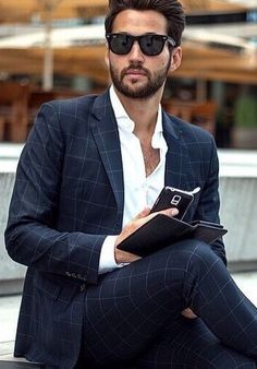 More suits, #menstyle, style and fashion for men @ http://www.zeusfactor.com.... This looks like something from Zara